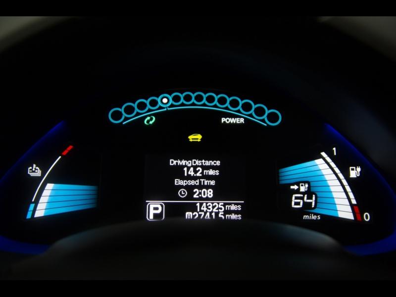 Nissan LEAF 2015 price $9,999