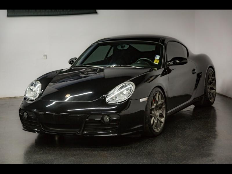 Porsche Cayman S *Manual* 2007 price $31,888