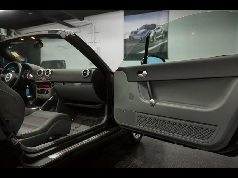 Audi TT Quattro Roadster Manual 2003 price $14,888