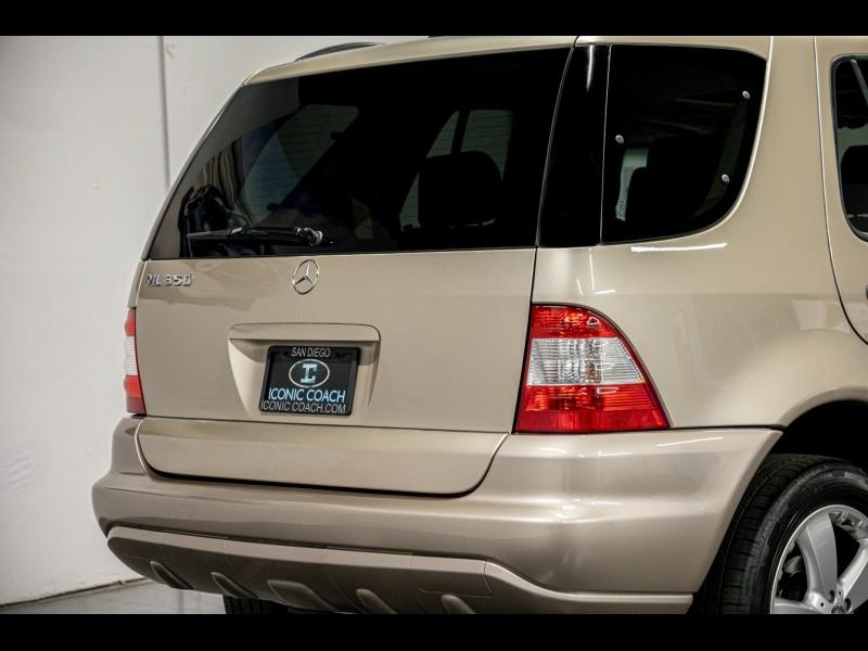 Mercedes-Benz M-Class 2004 price $8,888
