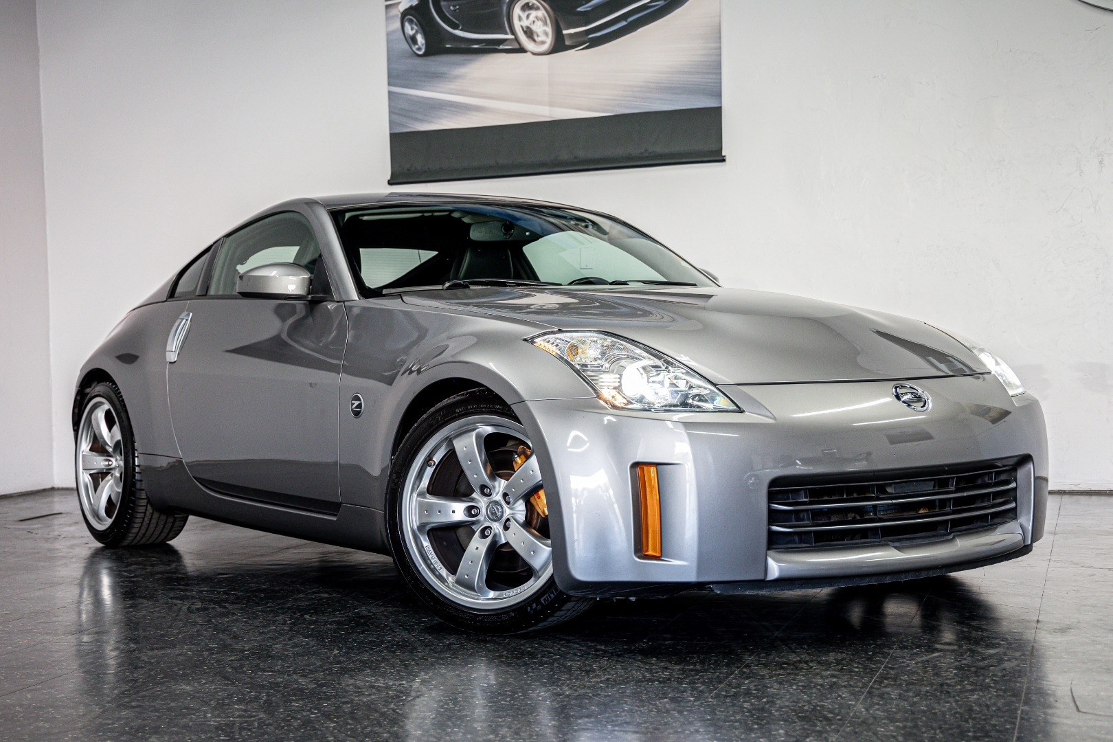 2007 Nissan 350z Gt Iconic Coach Dealership In San Diego