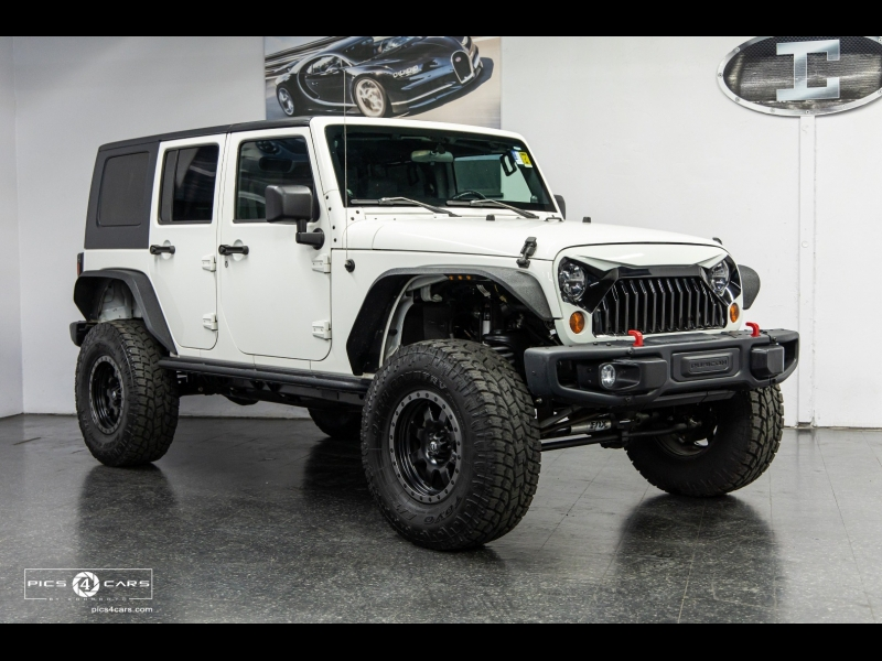 Jeep Wrangler Unlimited 2009 price $23,888