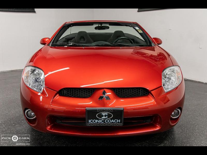 Mitsubishi Eclipse 2008 price $13,488