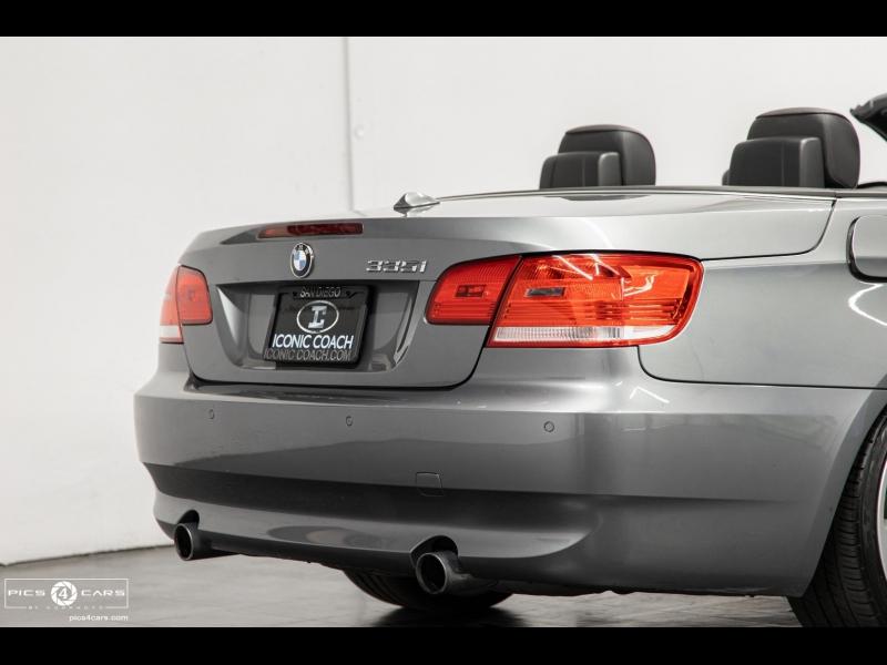 BMW 335i *Convertible* 2010 price $16,488