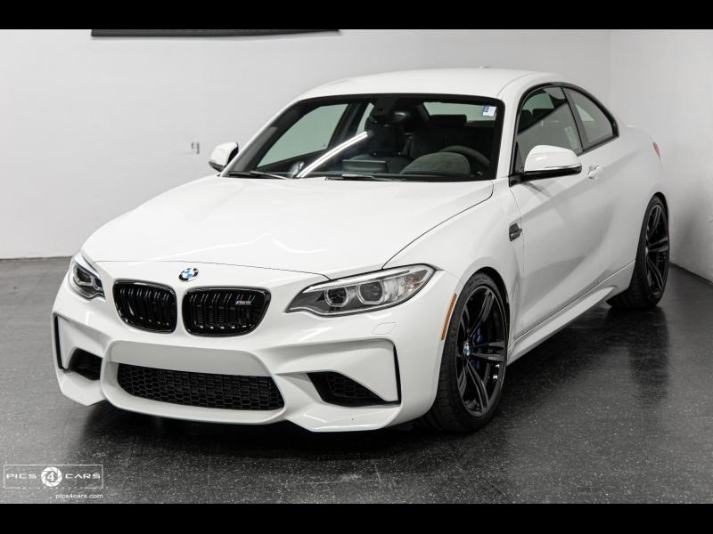 BMW M2 *M-Performance Upgrades* 2017 price $43,999