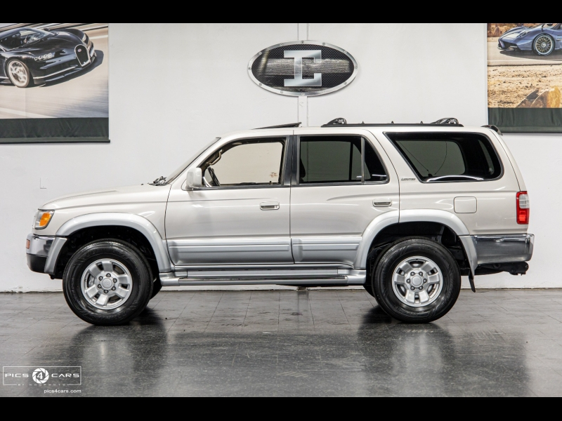 Toyota 4Runner Limited 4WD 1997 price $29,888