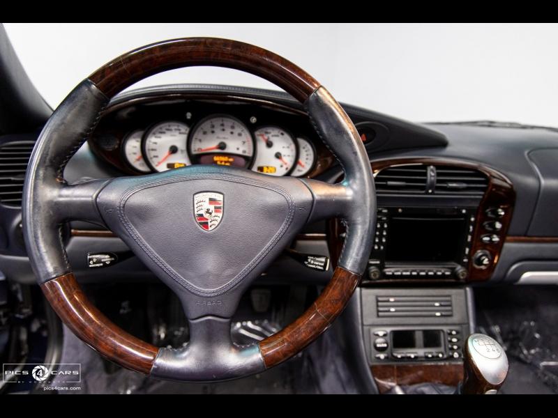 Porsche 911* Turbo 6-Spd Manual 2004 price $58,888