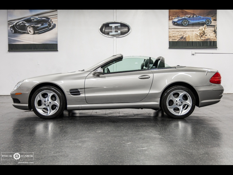Mercedes-Benz SL500 Roadster 5.0L 2005 price $22,888