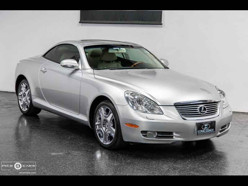 Lexus SC 430 2006 price $27,888