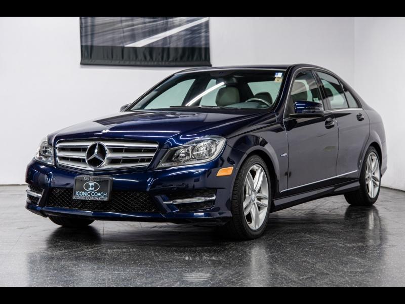 Mercedes-Benz C250 * 25K MILES * 2012 price $17,488