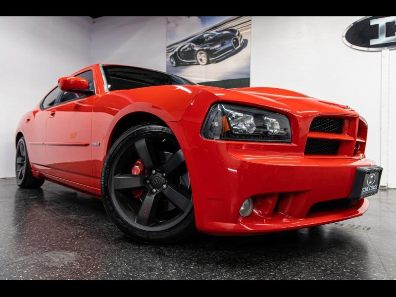 Dodge Charger *SRT8* 2007 price $24,488