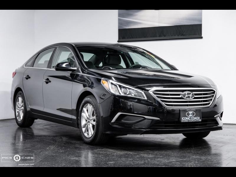 Hyundai Sonata 2016 price $11,888