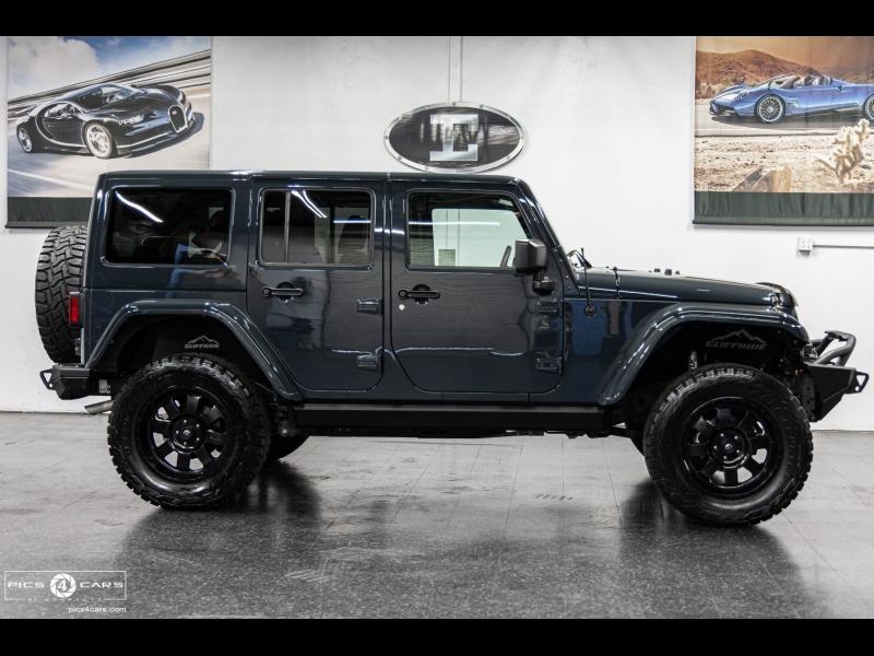 Jeep Wrangler JK Unlimited 2018 price $43,888