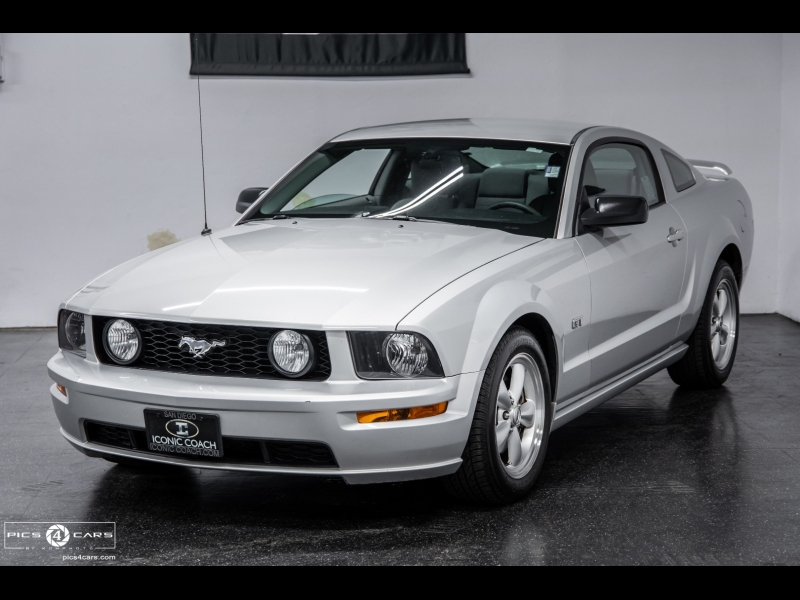 Ford Mustang 2007 price $18,488