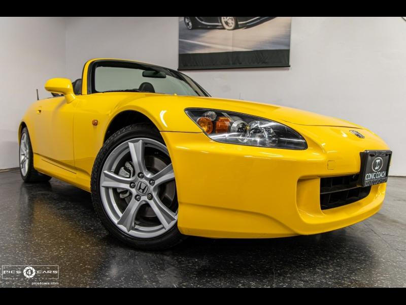 Honda S2000 *Only 34K Miles* 1-Owner* * Stock* 2008 price $42,888