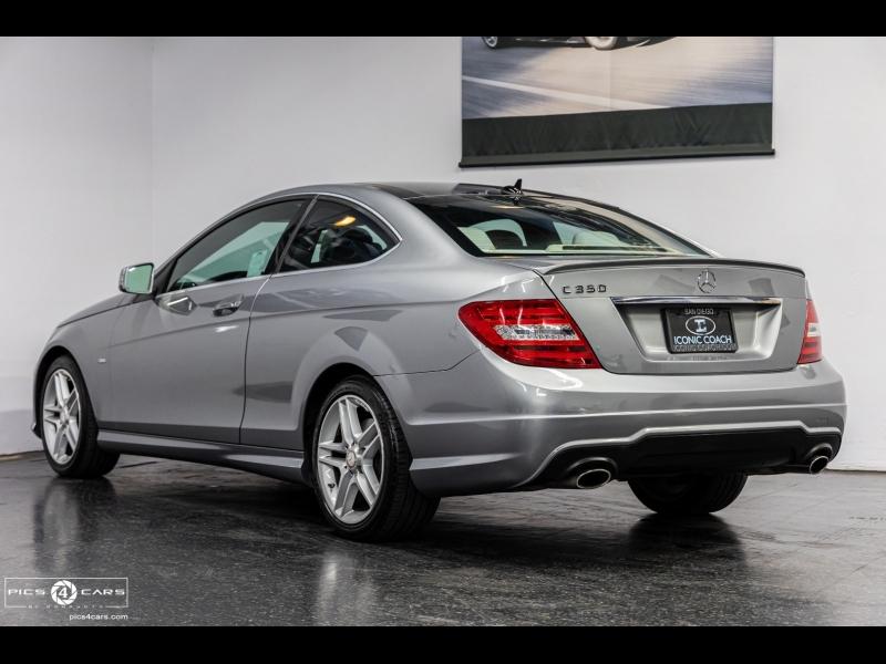 Mercedes-Benz C350 Coupe 2012 price $17,888