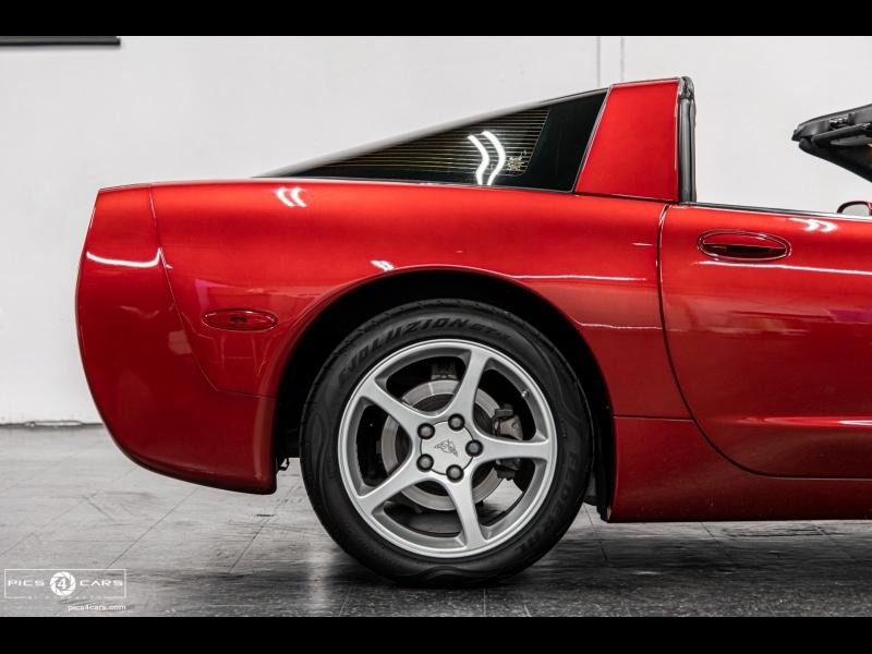 Chevrolet Corvette C5 2002 price $22,888