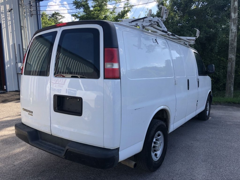 CHEVROLET EXPRESS G2500 2012 price $11,995
