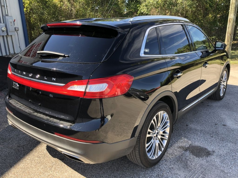 LINCOLN MKX 2016 price $20,995