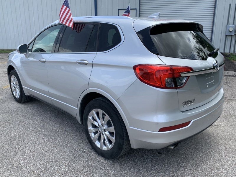 BUICK ENVISION 2017 price $17,495
