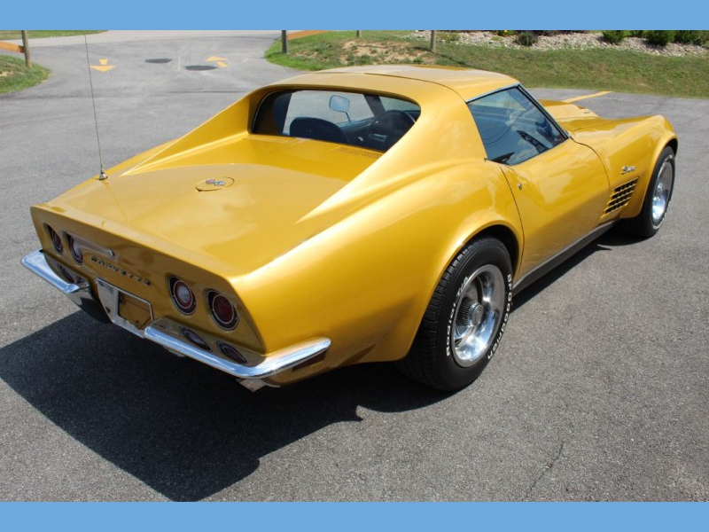 Chevrolet CORVETTE 1972 price $29,900