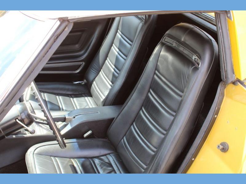 Chevrolet CORVETTE 1972 price $29,900