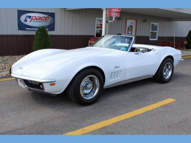 Chevrolet Corvette 1969 price Call for Pricing