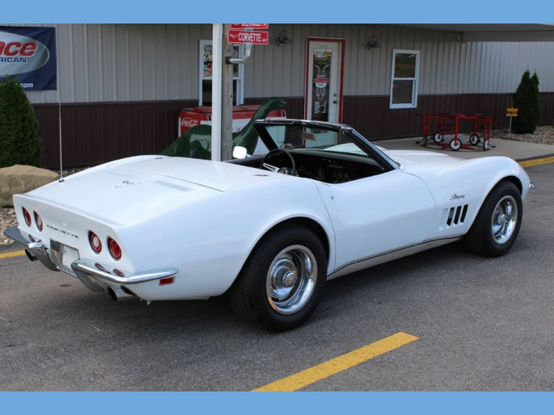 Chevrolet Corvette 1969 price $32,900