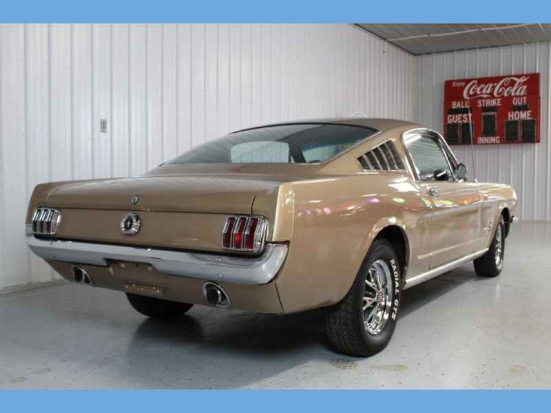FORD MUSTANG 1965 price Call for Pricing