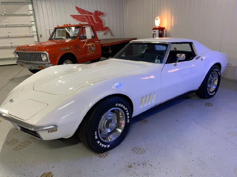 CHEVY CORVETTE 1968 price $23,900