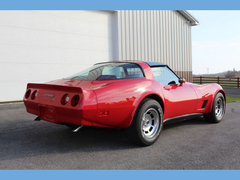 - CORVETTE 1980 price $16,900