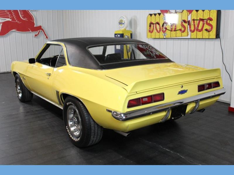 CHEVY CAMARO 1969 price $52,500