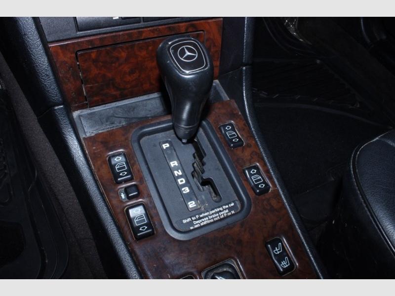 Mercedes-Benz C-CLASS 1995 price $9,995