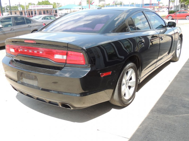 DODGE CHARGER 2012 price $6,995