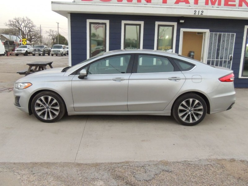 FORD FUSION 2020 price $15,995