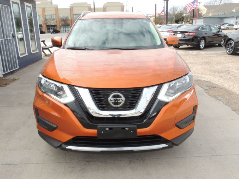 NISSAN ROGUE 2018 price $15,995