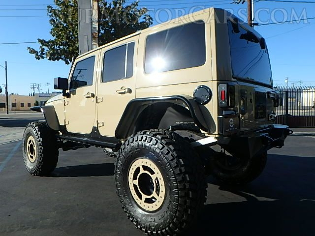 Jeep Wrangler Unlimited 2014 price $52,950