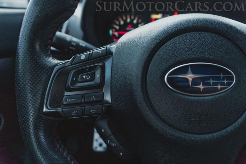 Subaru WRX 2018 price $28,990