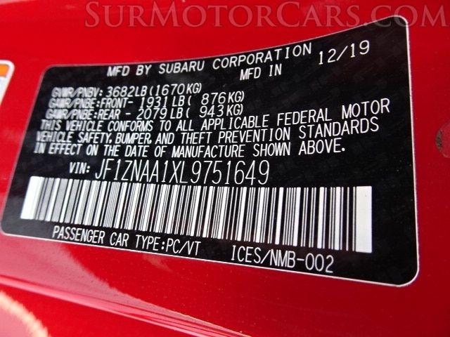 Toyota 86 2020 price $10,950