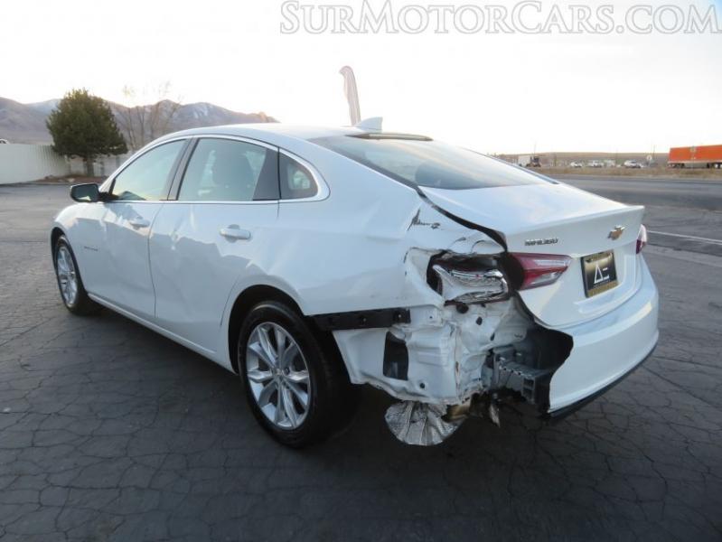 Chevrolet Malibu 2020 price $12,950
