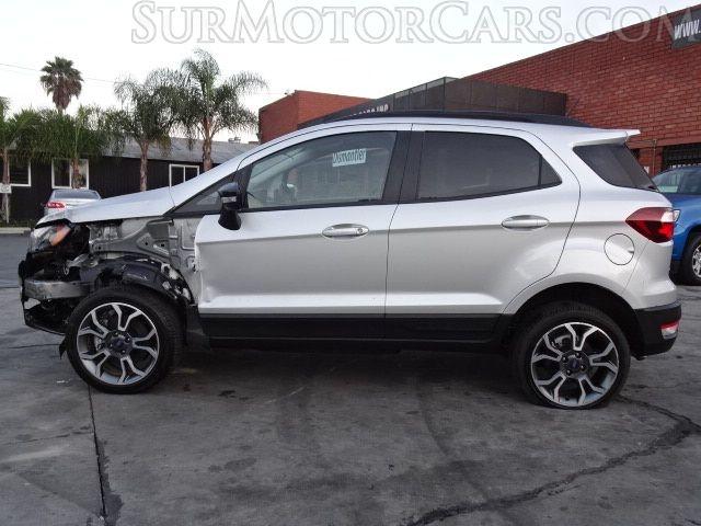 Ford EcoSport 2020 price $10,950