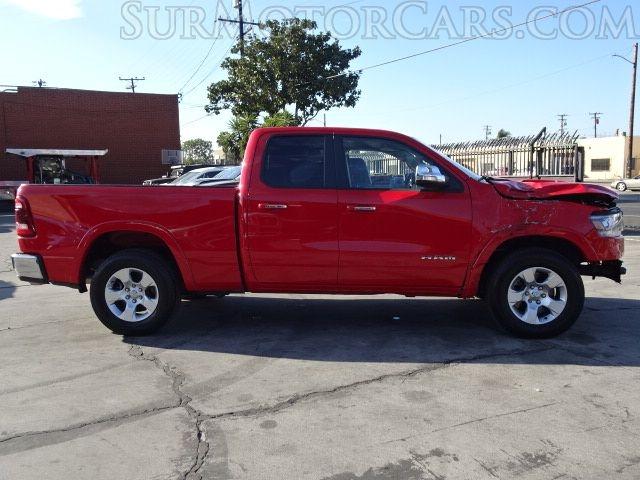Ram 1500 2020 price $16,950
