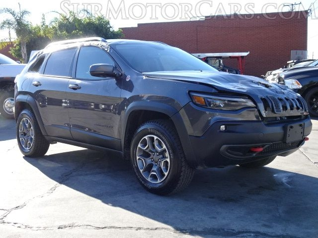 Jeep Cherokee 2020 price $8,950