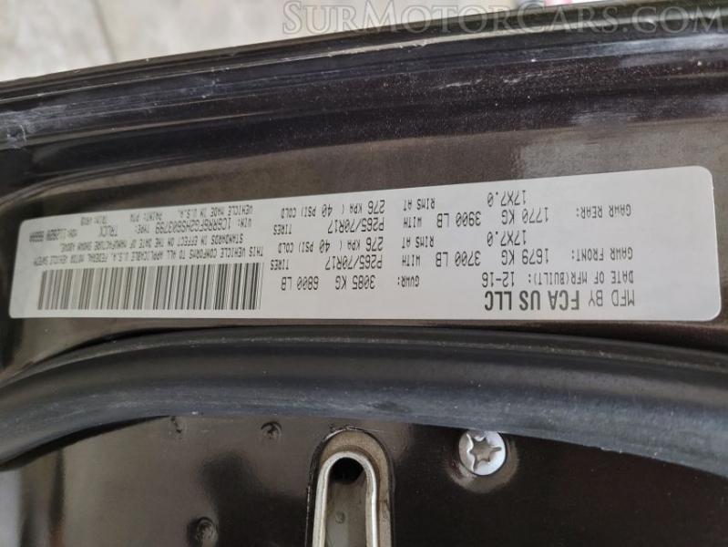 Ram 1500 2017 price $9,950