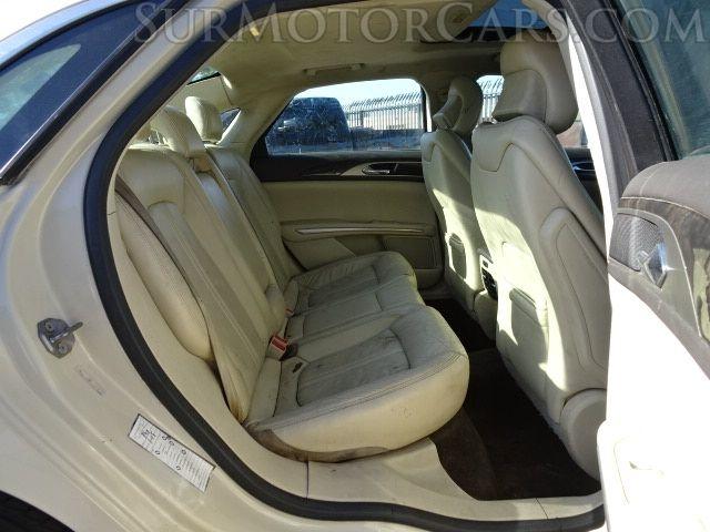 Lincoln MKZ 2015 price $6,950