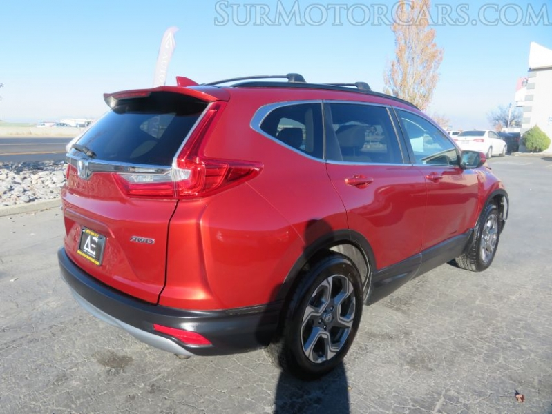 Honda CR-V 2018 price $14,950