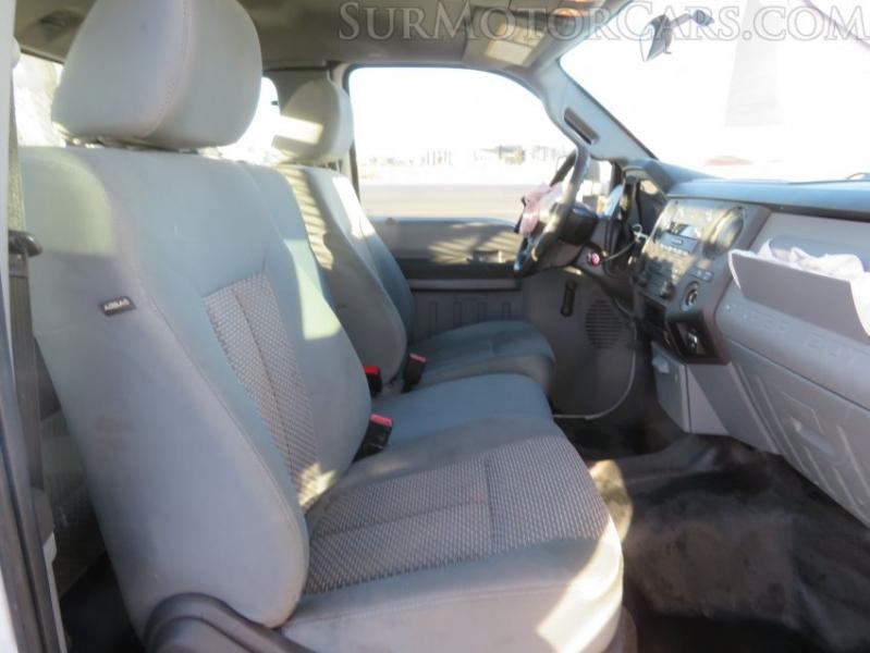 Ford Super Duty F-250 SRW 2015 price $8,950
