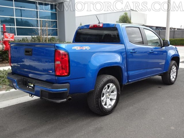 Chevrolet Colorado 2021 price $31,950