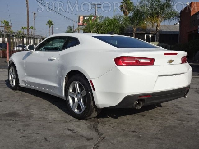 Chevrolet Camaro 2016 price $11,950