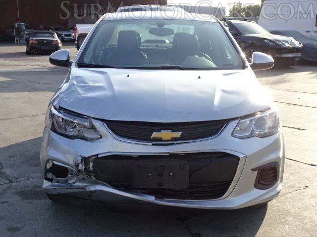 Chevrolet Sonic 2020 price $7,950